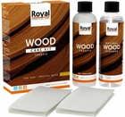 Wood Care Kit Teakfix + Cleaner 2x250ml
