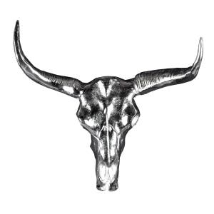 Richmond - Cow head Chloe alu