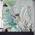 Urban Cotton Wandkleed Free Flight 145 x 185cm