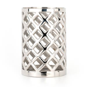Richmond - Windlicht Joni silver